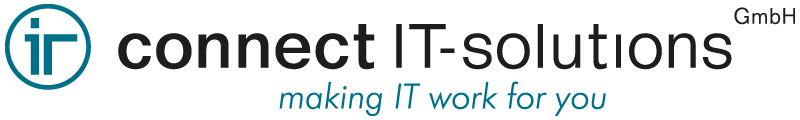 Logo for connect IT-solutions